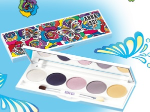 Anna Sui Beach 2010 eyeshadow palette