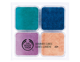 The Body Shop Spring 2010 : Limited Ed wet/dry shimmer blocks
