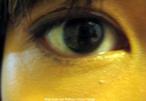 Under Eye Perfecter (Orange/Yellow)