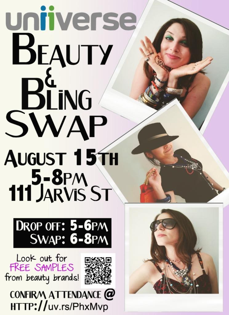 beauty bling swap