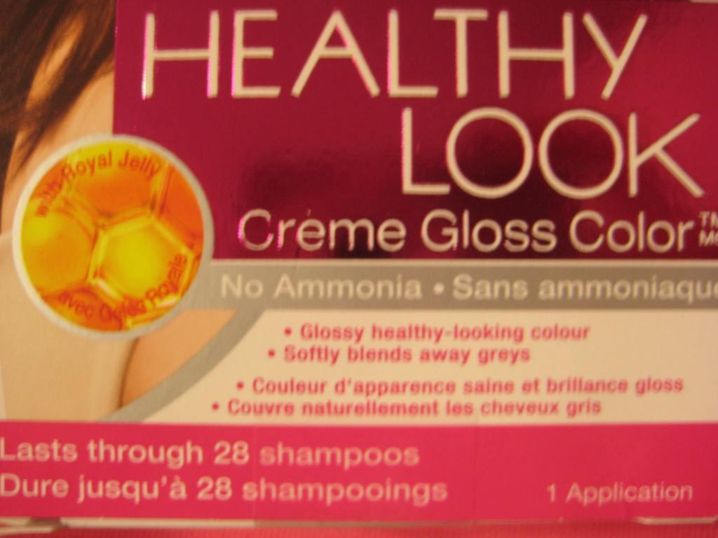 creame gloss color