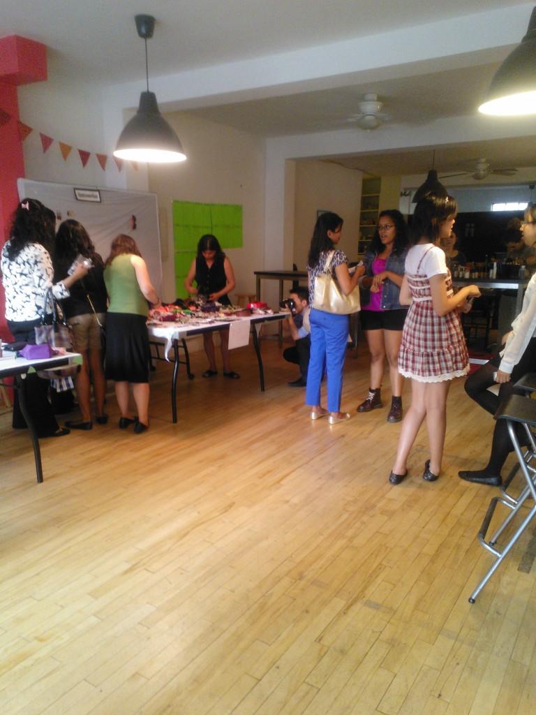 makeup workshop venues