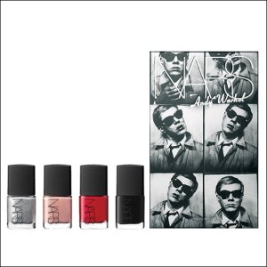 NARS Warhol Nail Set 2012 Camera Ready Gift Ideas MakeupbyMerry