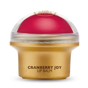 The Body Shop Stocking Stuffers 2012 Cranberry Joy Lip Balm MakeupbyMerry